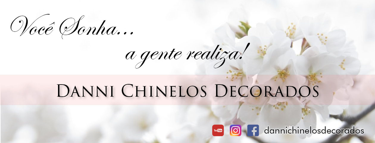 Danni Chinelos Decorados